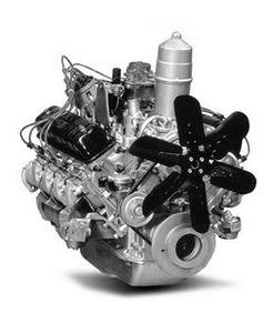 Двигатель: