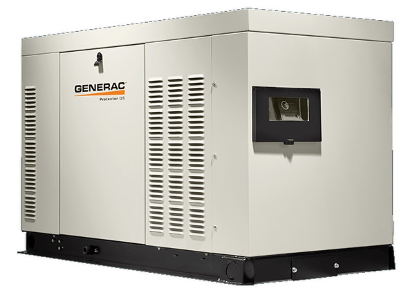 Газовый электрогенератор Generac RG022-1P- 17.6 кВт