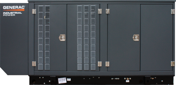 Газовый электрогенератор Generac SG 175 — 140 кВт-1