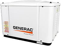 Фото газового генератора Generac серии Guardian