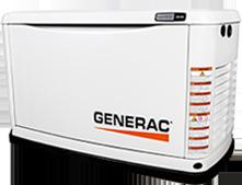 Фото газового генератора Generac