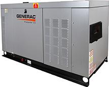 Фото генератора Generac от официального дилера