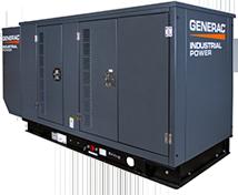 Фото газового генератора Generac серии SG