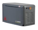 Газовый генератор Pramac GA 20000 — 16 кВт