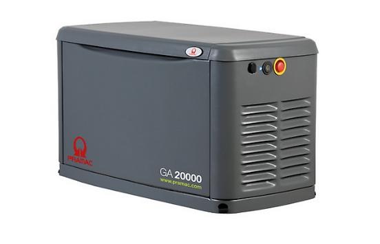 Газовый генератор Pramac GA 20000 — 8 кВт