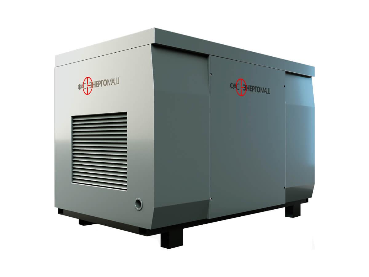 Газовый генератор ФАС 32-3/ВП (32 кВт)-1