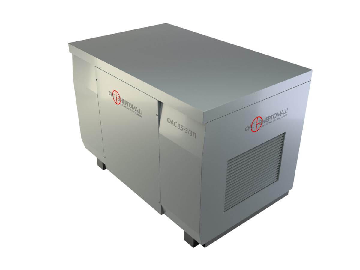 Газовый генератор ФАС 35-3/ЗР (35 кВт)