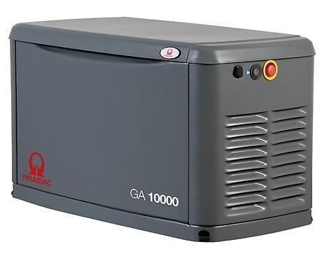 Газовый генератор Pramac GA 10000 — 10 кВт