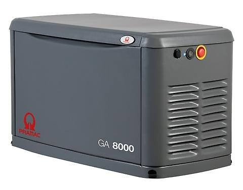 Газовый генератор Pramac GA 8000 — 8 кВт