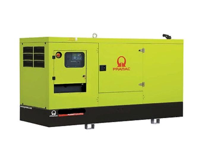 Газовый генератор Pramac GGW100G в кожухе — 80 кВт-1
