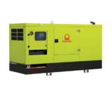 Газовый генератор Pramac GGW150G в кожухе — 120 кВт