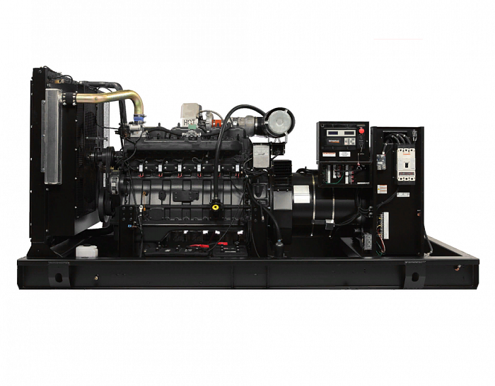 Газовый генератор Pramac GGW200G — 160 кВт-1