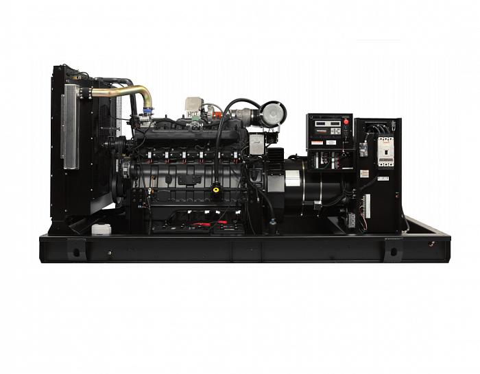 Газовый генератор Pramac GGW300G — 240 кВт-1