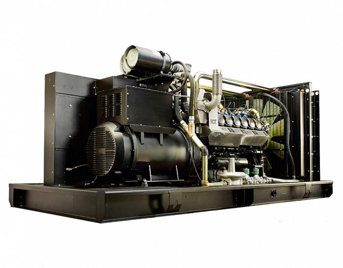 Газовый генератор Pramac GGW400G — 320 кВт-1
