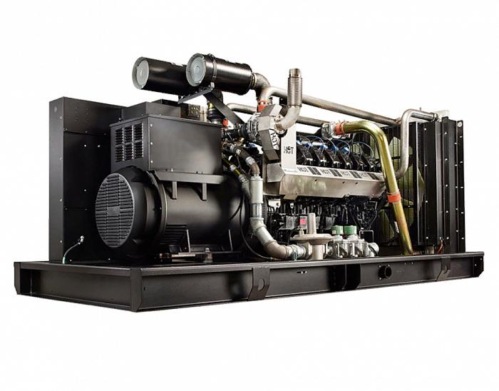 Газовый генератор Pramac GGW500G — 400 кВт