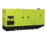 Газовый генератор Pramac GGW500G в кожухе — 400 кВт